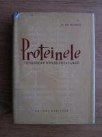 Anticariat: Gh. Mogos - Proteinele. Fiziologie, fiziopatologie, clinica