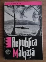 Anticariat: I. Voledi - Republica Malgasa