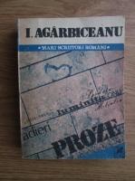 Ion Agarbiceanu - Proze