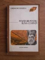 Anticariat: Iordache Golescu - Povatuiri pentru buna cuviinta