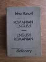 Anticariat: Irina Panovf - Romanian English. English Romanian