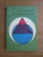 Laura Constantinescu, Cristu Petrisor - Geometrie si trigonometrie