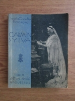 Lucretia Carandino Platamona - Carmen Sylva. Prima Regina a Romaniei (1936)