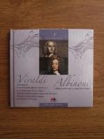 Anticariat: Mari Compozitori. Volumul 5: Vivaldi Albinoni (cu CD)