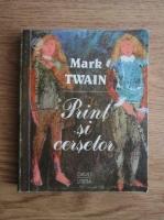 Mark Twain - Print si cersetor