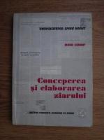 Anticariat: Mihai Cernat - Conceperea si elaborarea ziarului