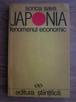 Anticariat: Sorica Sava - Japonia fenomenul economic