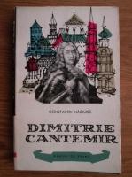 Constantin Maciuca - Dimitrie Cantemir