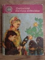 Anticariat: D. Radu - Curiozitati din viata animalelor