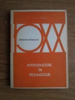 Anticariat: Emile Planchard - Introducere in pedagogie