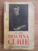Anticariat: Eva Curie - Doamna Curie (1945)