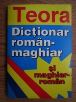 Eva Turcu - Dictionar roman-maghiar, maghiar-roman