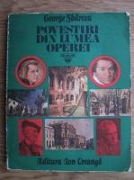 George Sbarcea - Povestiri din lumea operei