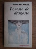 Anticariat: Giovanni Verga - Poveste de dragoste