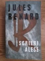 Jules Renard - Scrieri alese