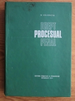 N. Volonciu - Drept procesual penal
