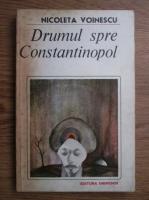 Anticariat: Nicoleta Voinescu - Drumul spre Constantinopol
