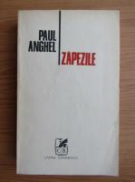 Anticariat: Paul Anghel - Zapezile