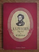 Anticariat: B. Meilah - A. S. Puschin 1799-1837