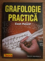 Cash Peters - Grafologie practica