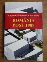 Catherine Durandin, Zoe Petre - Romania post 1989