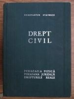 Constantin Statescu - Drept civil