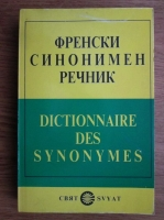Anticariat: Dictionnaire des synonymes