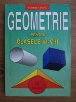 Anticariat: Florica Banu - Geometrie pentru clasele VI-VII