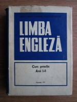 Frincu Nicolaie - Curs practic de limba engleza anii I-II
