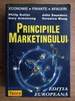 Anticariat: Gary Armstrong, Philip Kotler, John Saunders, Veronica Wong - Principiile marketingului