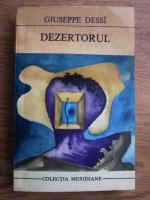 Anticariat: Giuseppe Dessi - Dezertorul