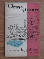 Horia Deleanu - Orase si teatre, Germania-Italia 1957
