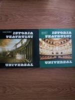 Anticariat: Ileana Berlogea - Istoria teatrului universal (2 volume)