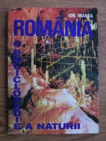 Anticariat: Ion Manta - Romania o enciclopedie a naturii