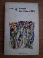 Anticariat: Isac Peltz - Noptile domnisoarei Mili