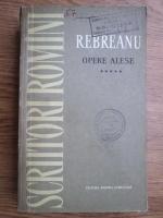 Liviu Rebreanu - Opere alese (volumul 5)