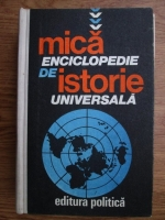 Anticariat: Marcel D. Popa - Mica enciclopedie de istorie universala