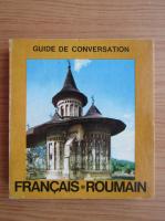 Anticariat: Sorina Bercescu - Guide de conversation francais-roumain