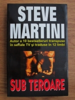 Steve Martini - Sub teroare