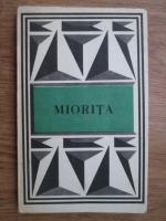 Anticariat: Adrian Fochi - Miorita (texte poetice alese)