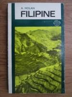 Anticariat: Adrian Holan - Filipine