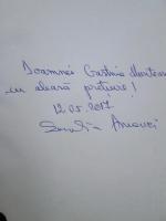 Anticariat: Emilia Amariei - Nu ne mai vrea pamantul (cu autograful autorului)