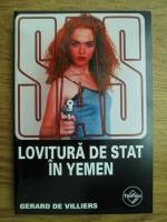 Anticariat: Gerard de Villiers - Lovitura de stat in Yemen