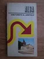 Anticariat: Gheorghe Anghel, Gheorghe Mahara, Emilia Anghel - Alba, ghid turistic al judetului