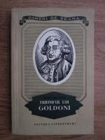 Anticariat: Horia Deleanu - Triumful lui Goldoni