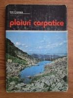 Anticariat: Ion Conea - Plaiuri carpatice