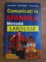 Jean Chapron, Pierre Gerboin, Enrique Pastor - Comunicati in spaniola