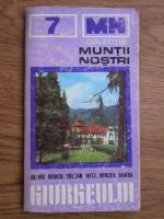 Oliviu Marcu, Zoltan Ratz, Mircea Borda - Giurgeului (colectia Muntii Nostri)