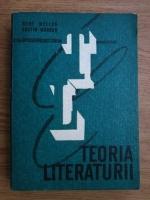 Rene Wellek, Austin Warren - Teoria literaturii