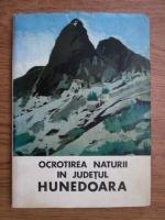 Traian Iacob - Ocrotirea naturii in judetul Hunedoara